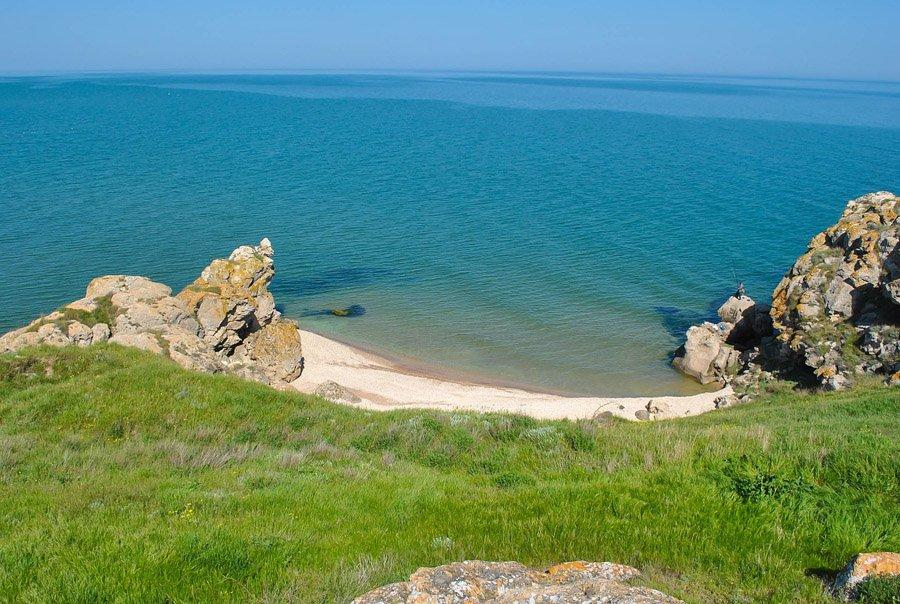 Отдых на Азовском море в Украине